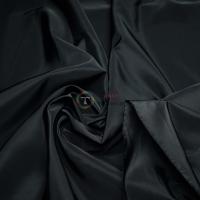 Плащёвка мемори тонкая (чёрная)