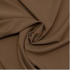 Креп-костюмка Барби (коричневая светлая)
